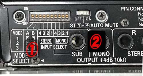 WR-XS3ディープスイッチ